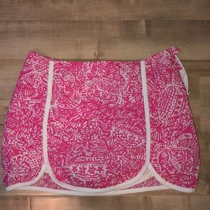 Lilly Pulitzer skirt!